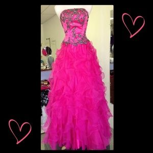 NWT Tiffany Prom / Evening Dress